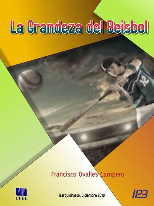 Libro: La grandeza del beisbol