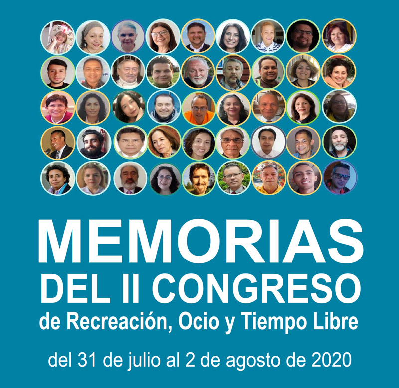 Memorias del II Congreso de Recreación, ocio y tiempo libre